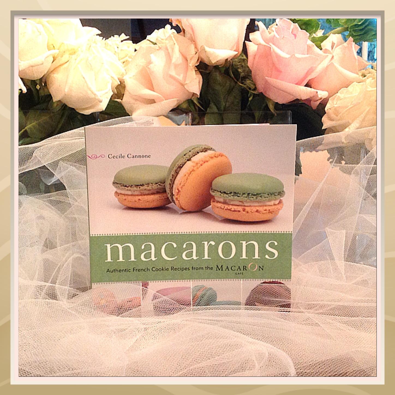 Macaron Cafe Book Macaron Cafe in This Book